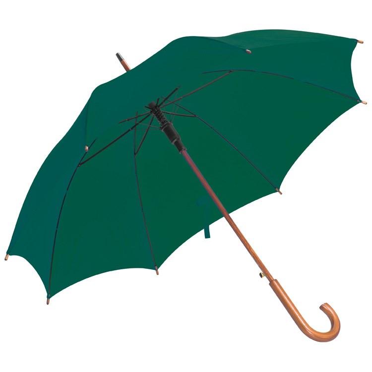 Automatische houten paraplu Nancy