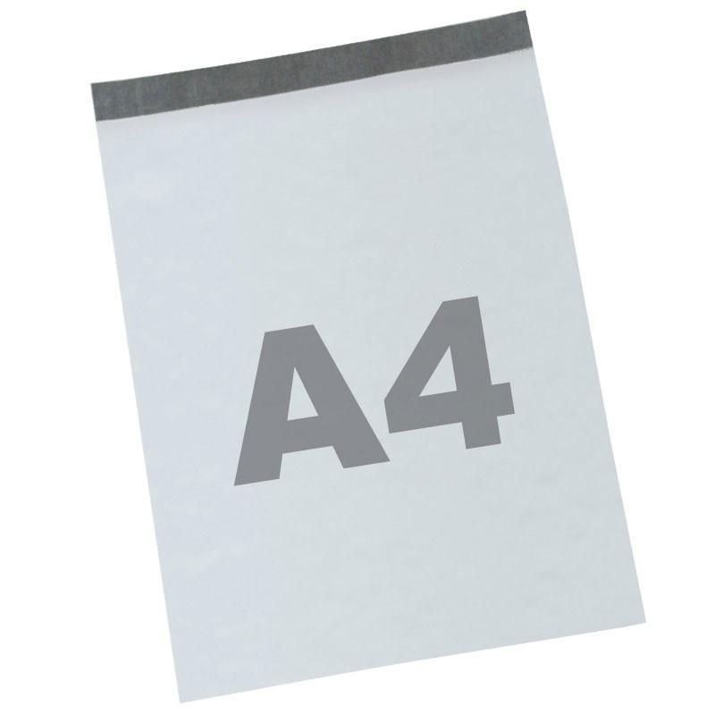 schrijfblok in A4 formaat