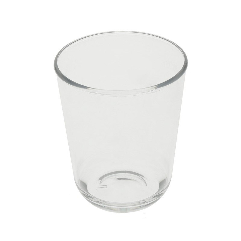 Drinking cup glass effect