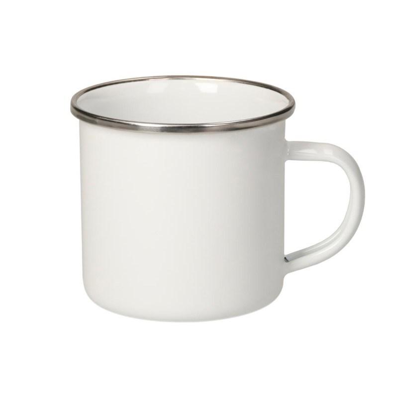 Enamel cup