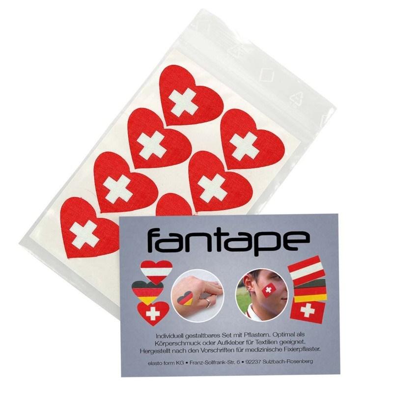 Fan tape