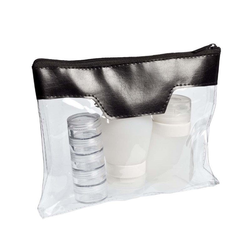 Toilet bag set