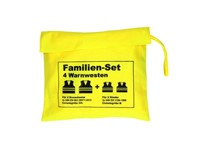 Safety vest set