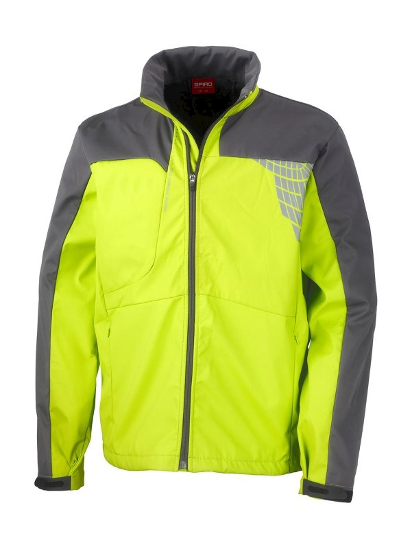 Men`s Team Soft Shell Jacket