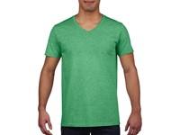 Gildan Mens Softstyle® V-Neck T-Shirt