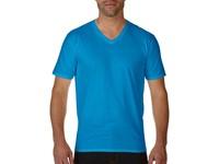 Premium Cotton Adult V-Neck T-Shirt