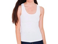 Women`s Cotton Spandex Tank Top