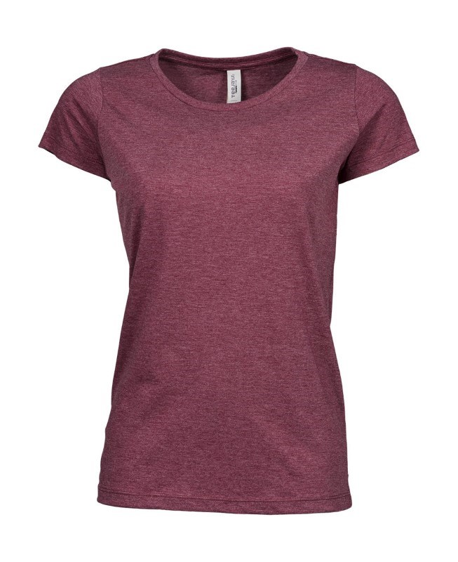 Ladies` Urban Melange Tee
