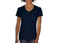 Premium Cotton Ladies V-Neck T-Shirt