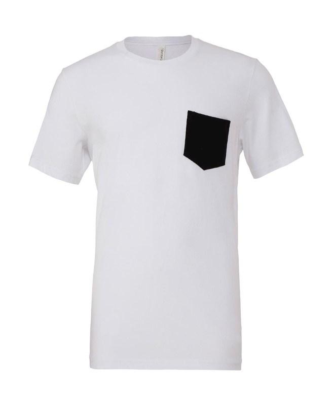 Men`s Jersey Pocket T-Shirt