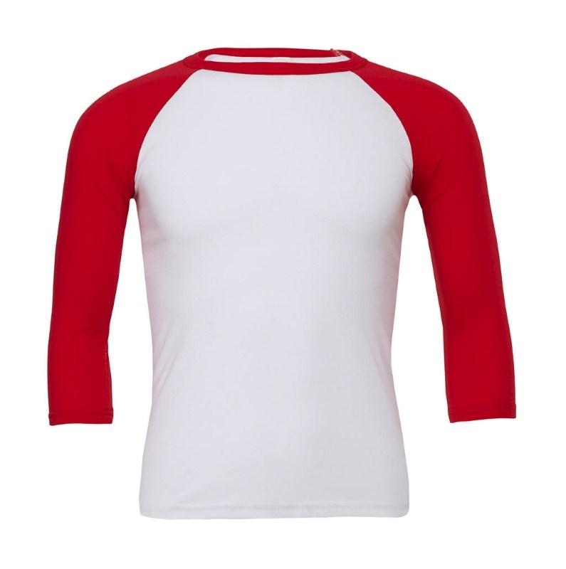 Unisex 3/4 Sleeve Baseball T-Shirt
