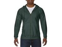 Adult Full Zip Hooded Sweatshirt