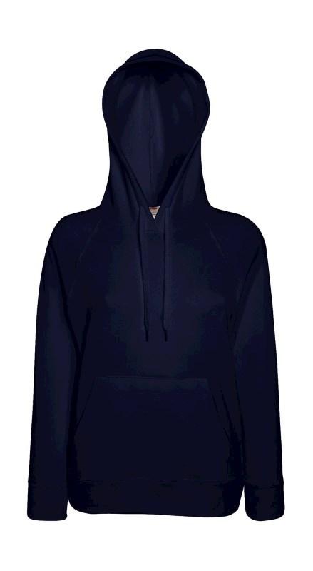 Ladies Lightweight Hooded Sweat