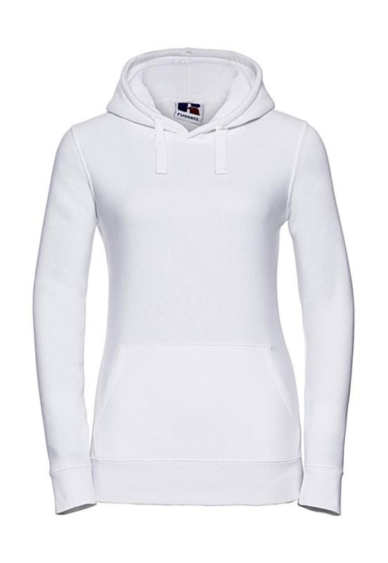Ladies` Authentic Hooded Sweat