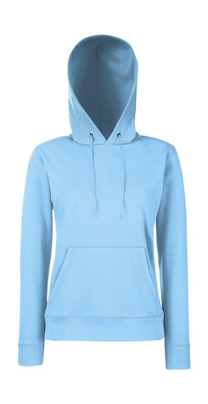 Ladies Classic Hooded Sweat