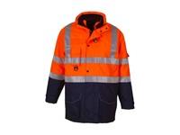 Fluo 7-in-1 Multifunctional Jacket