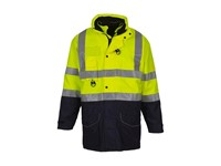 Fluo 7-in-1 Multifunctional Jacket