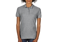 Softstyle® Ladies Double Pique Polo