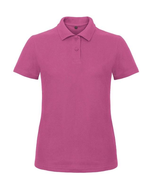 ID.001/women Piqué Polo Shirt