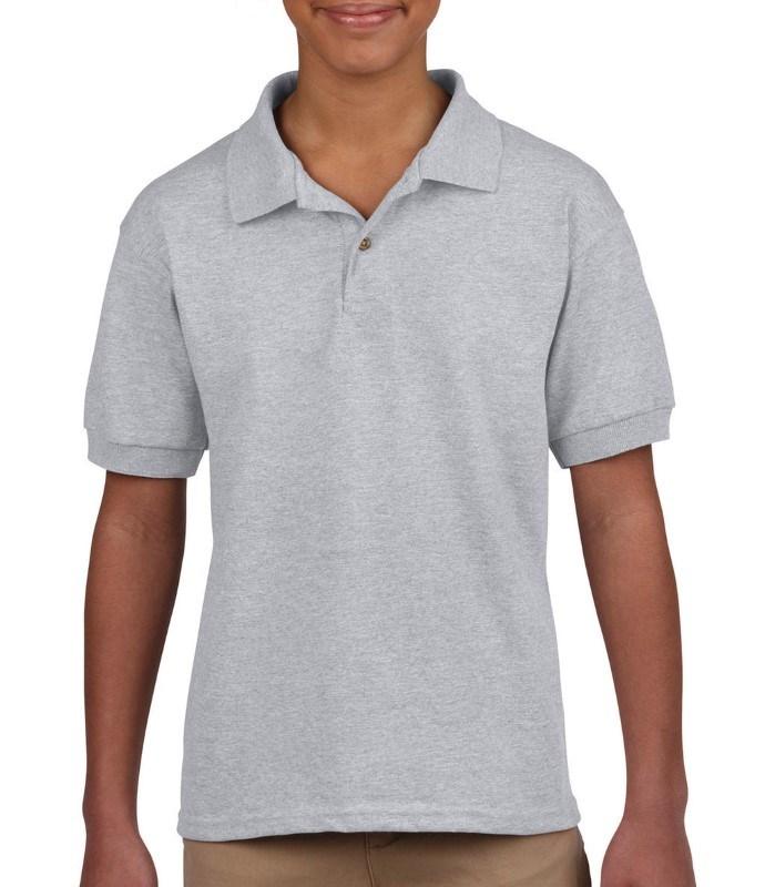 Dry Blend® Kids Jersey Polo