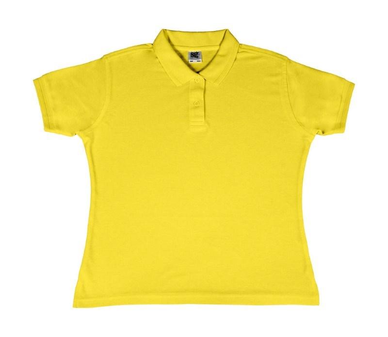 Ladies' Poly Cotton Polo