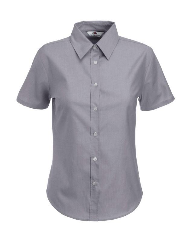Ladies Oxford Shirt SS