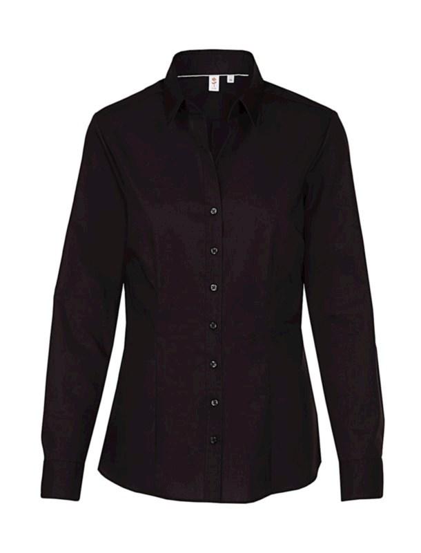 Seidensticker Ladies` Slim Fit Shirt LS