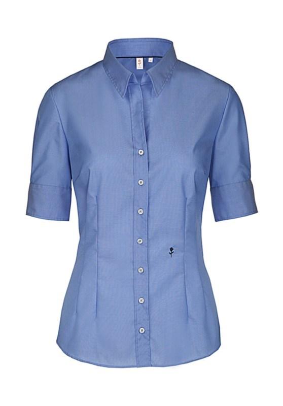 Seidensticker Ladies` Slim Fit Shirt
