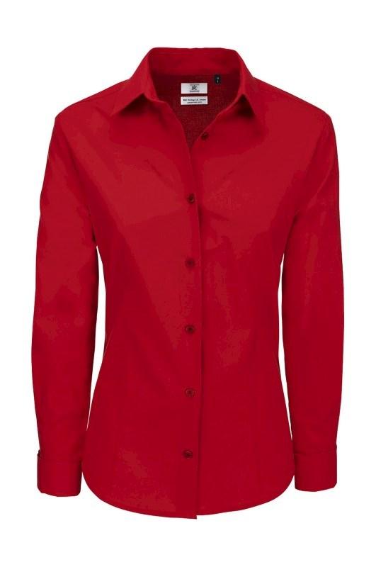 Heritage LSL/women Poplin Shirt