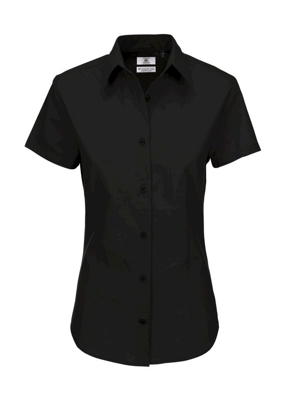 Ladies` Heritage Poplin Shirt - SWP44