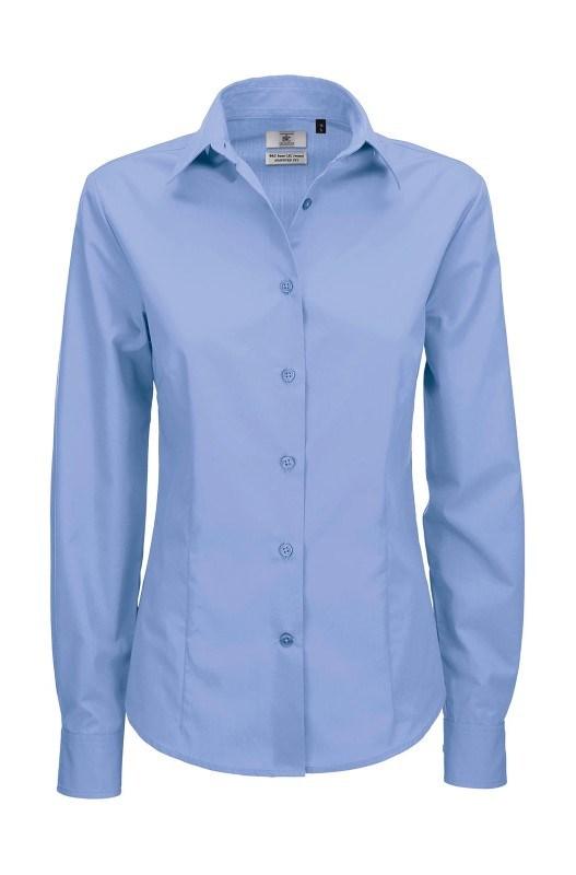 Smart LSL/women Poplin Shirt