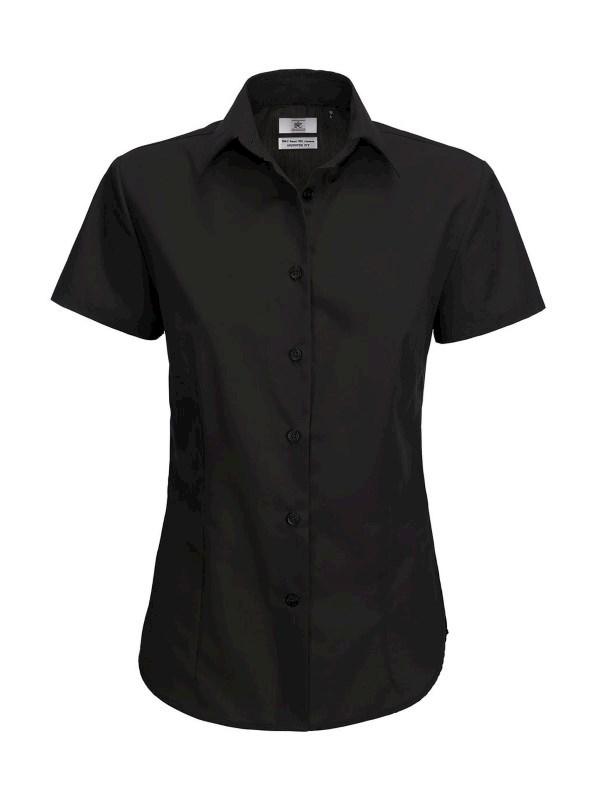 Smart SSL/women Poplin Shirt