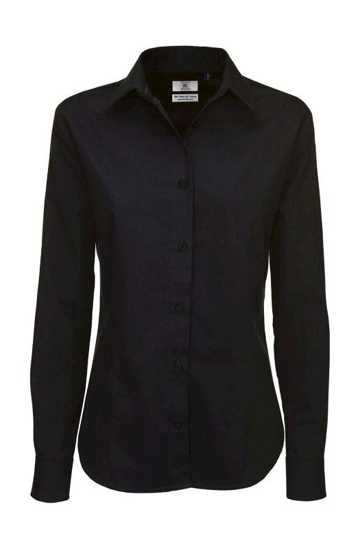 Sharp LSL/women Twill Shirt