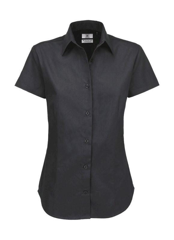 Sharp SSL/women Twill Shirt