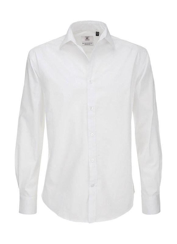 Black Tie LSL/men Shirt