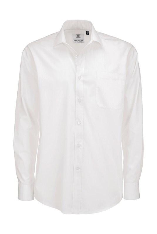 Smart LSL/men Poplin Shirt