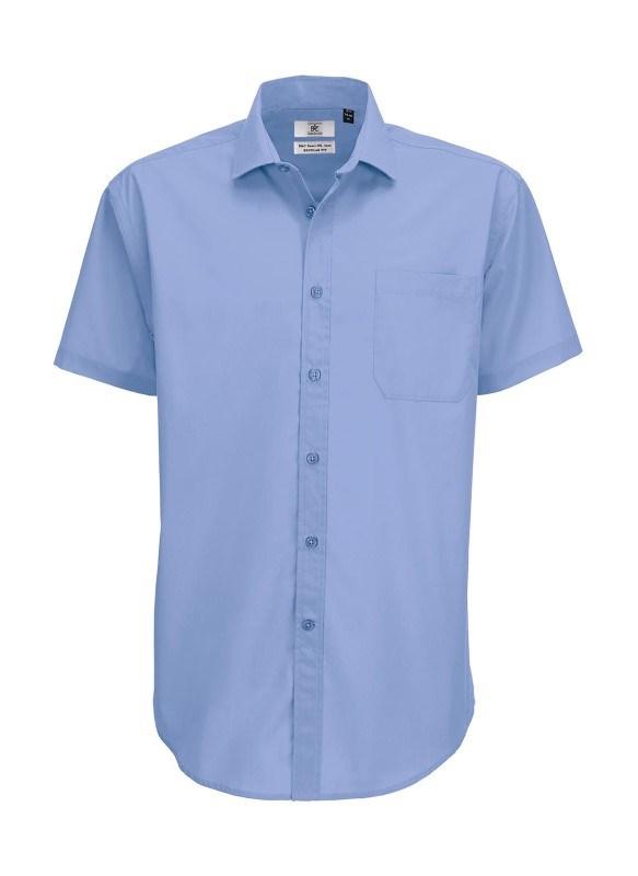 Smart SSL/men Poplin Shirt