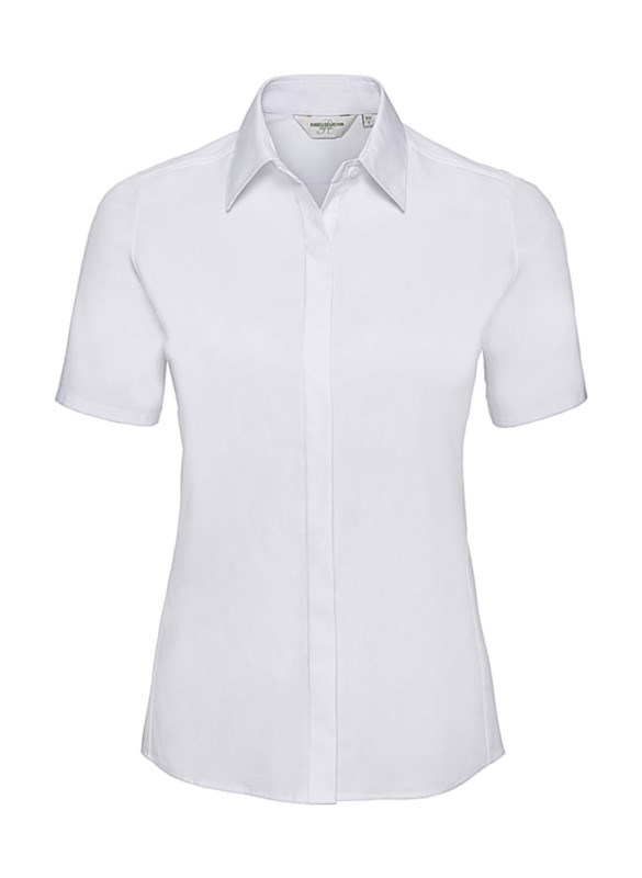 Ladies` Ultimate Stretch Shirt