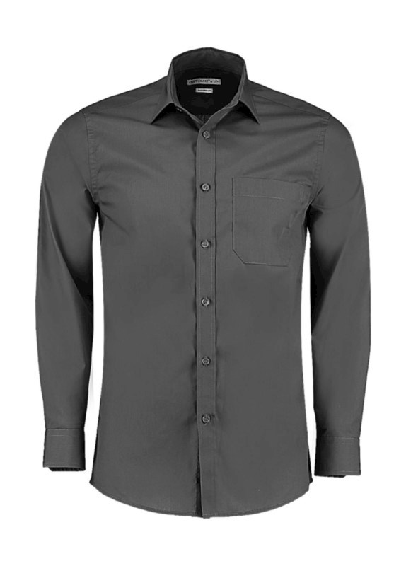 The Poplin Shirt LS