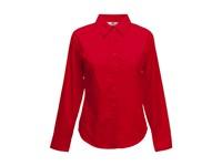 Ladies Poplin Shirt LS