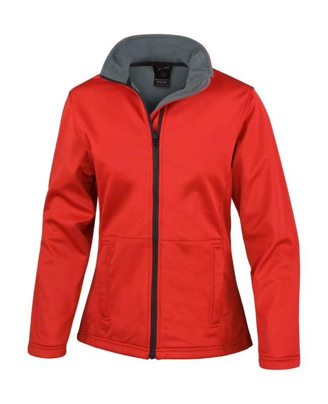Ladies` Core Softshell Jacket