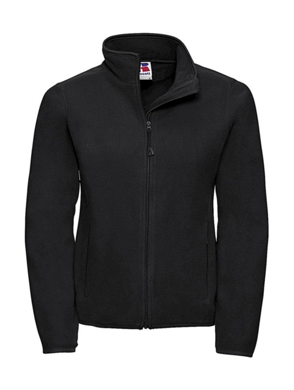 Ladies` Fitted Full Zip Microfleece
