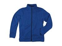 Active Knit Fleece Jacket Men