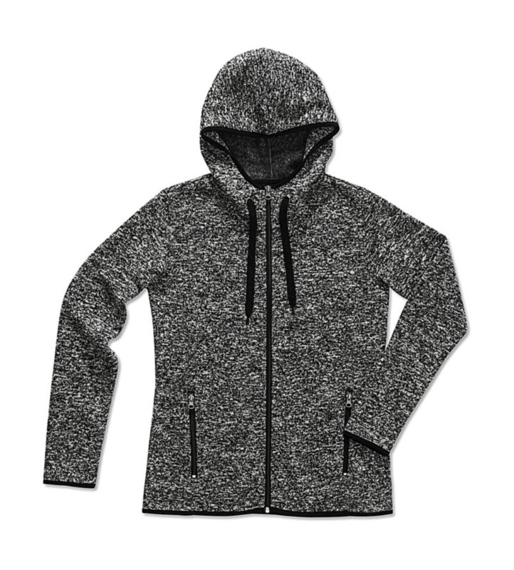 Active Knit Fleece Jacket Women