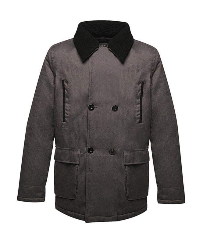 Whitworth Fleece Collar Jacket