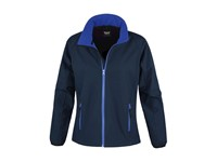 Ladies` Printable Softshell Jacket