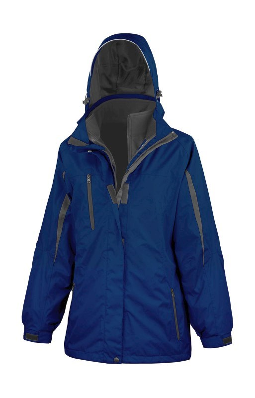 Ladies` 3-in-1 Journey Jacket