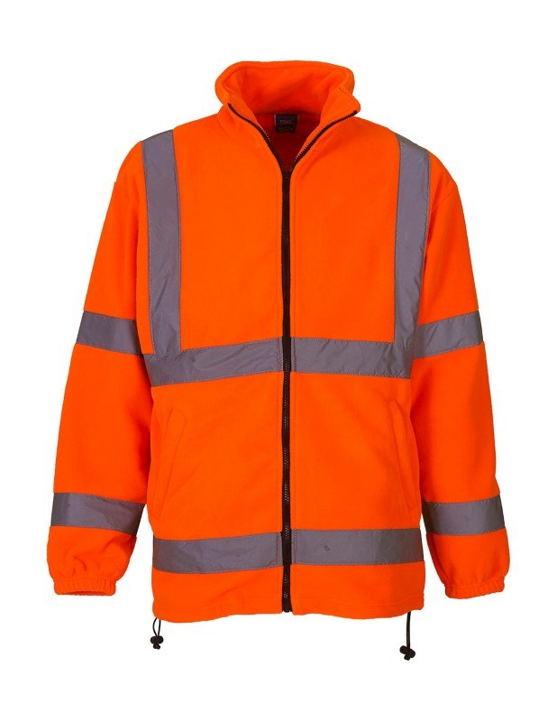 Fluo Fleece Jacket