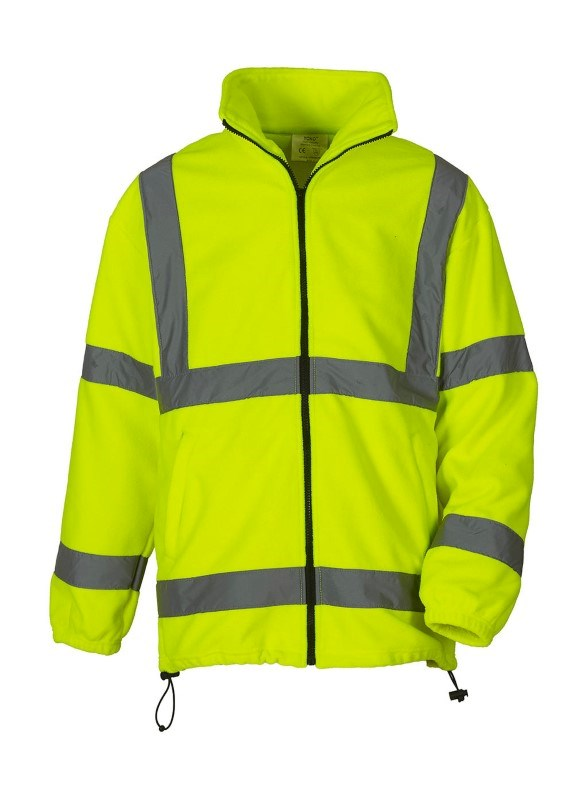 Fluo Fleece Jacket