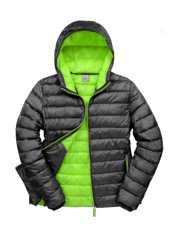 Snow Bird Hooded Jacket
